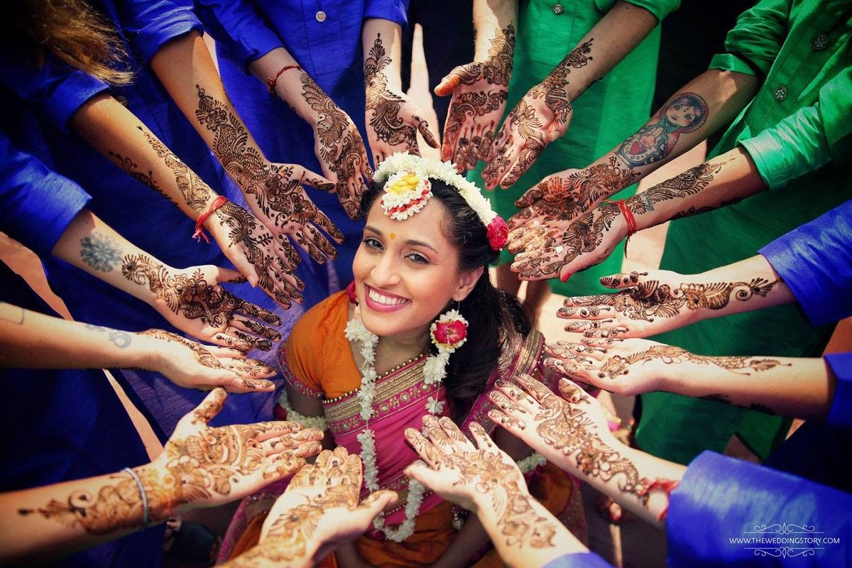 Fun and Quirky Mehndi Games That Your Wedding Guests Will