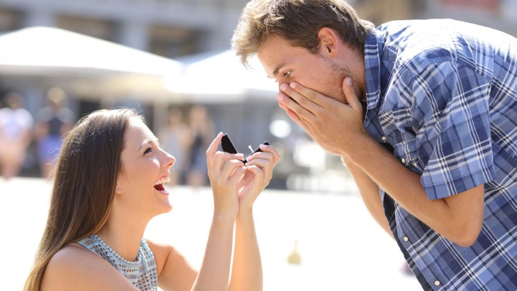 How to talk about marriage before proposing?